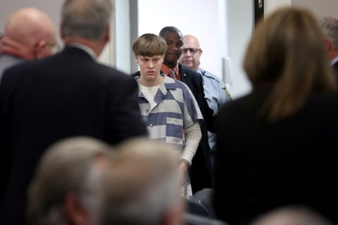 Dylann Roof Loses Bid to Fire Jewish, Indian Lawyers