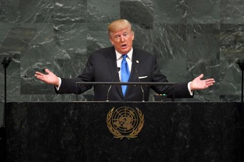 'America First': Read Trump's Full United Nations Speech