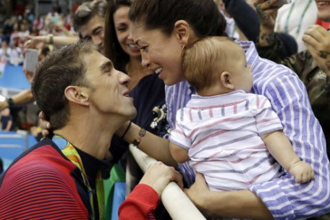 Michael Phelps Has 'No Desire' to Return to Competitive Swimming