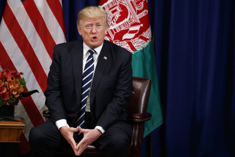 Trump Slaps Sanctions on N. Korea, Seeks 'Denuclearization'
