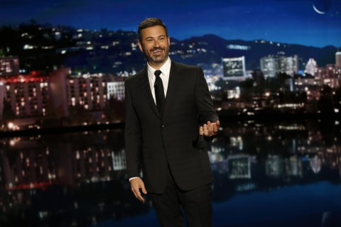 Jimmy Kimmel Urges Defeat of GOP Health Bill for 3rd Straight Night