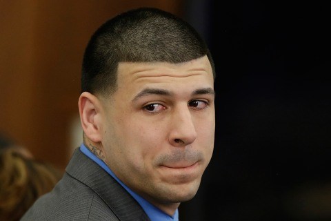 Lawyer: Aaron Hernandez Had 'Severe' CTE, Suing NFL and Patriots