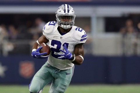 Ezekiel Elliott Will Play For The Next Two Games, at a Minimum