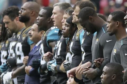 President Trump Tweets Response to Renewed NFL Anthem Protests