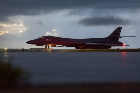 North Korea May Not Have Detected U.S. Bombers Near Its Border