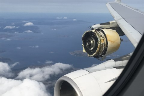 Investigation Launched Into 'Serious' Airbus A380 Engine Failure