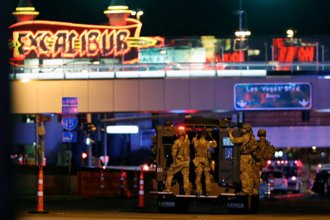 Las Vegas Shooting: One Minute Jason Aldean Was Rocking; the Next It Was 'World War III'