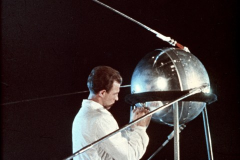 Sputnik Shook the Nation 60 Years Ago. That Could Happen Again