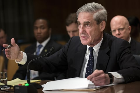 First Read's Morning Clips: Republicans put Mueller in their crosshairs