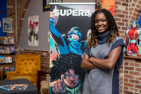 First Black Woman to Win Eisner Award Is Conquering the Comic Industry