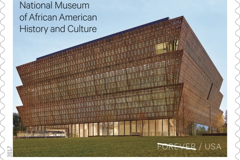 African-American History Museum to be Honored With Forever Stamp