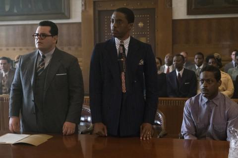 Filmmakers Behind 'Marshall' Talk Movie Renaissance