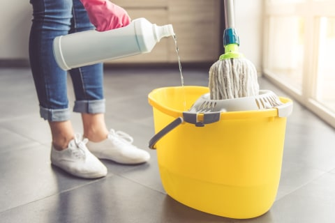 How Hiring a House Cleaner Made Me Happier, Healthier and More Productive