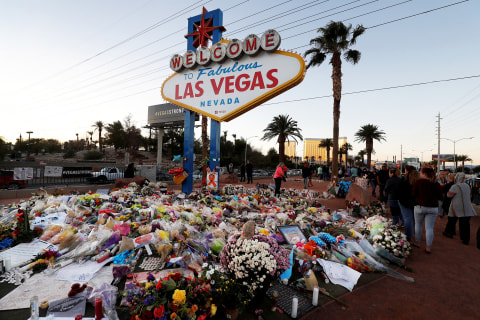 Las Vegas First Responders Deal With Emotional Aftermath of Mass Shooting