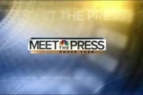 Meet the Press - October 15, 2017