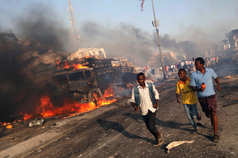 U.S. Carries Out First Airstrikes Against ISIS in Somalia