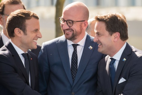 European Shift: Generation of Young Leaders Sweeps To Power Across Continent