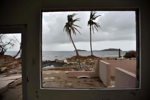 My Mom Wasn't Safe in Post-Maria Puerto Rico, So I Rescued Her