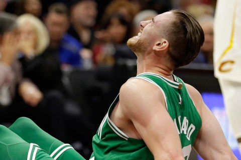 Celtics New Star Gordon Hayward Suffers Devastating Injury