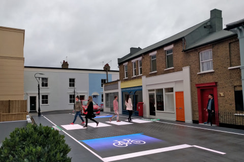 This Smart, Shapeshifting Crosswalk May Be Key to Safer Streets