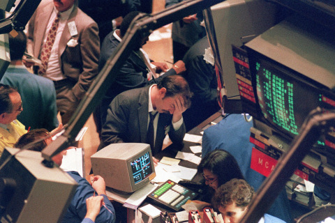 As Black Monday Turns 30, Is an Even Worse Stock Market Crash on Its Way?