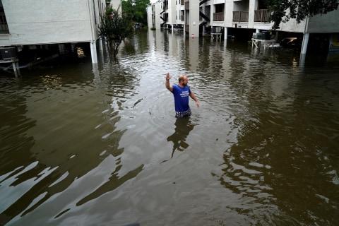 Houston Suburb to Harvey Relief Applicants: Don't Boycott Israel