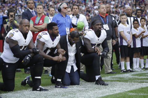 President Trump's Feud With NFL Reaches New Low