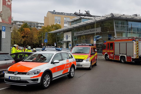 Munich Knife Attacker Injures Four, German Police Say