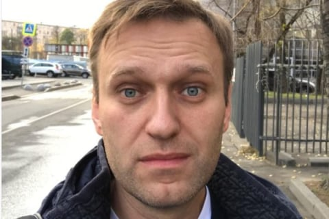 Russia Opposition Leader Alexei Navalny Released From Prison