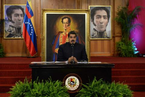 Analysis: Why Do Many on the Global Left Still Support Venezuela's Maduro?