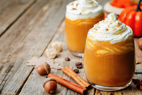 Why do we like pumpkin spice so much? The weird science behind PSL.
