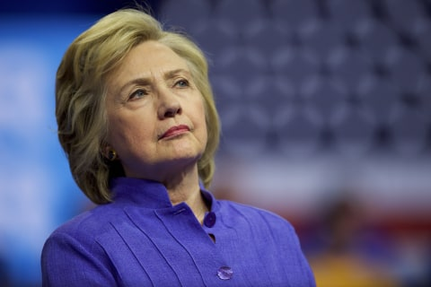Justice Department Considering GOP Calls for Clinton Special Counsel