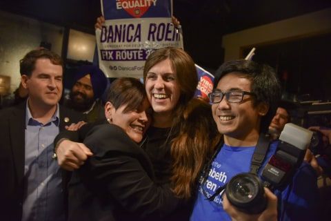 Democrat Danica Roem, a Transgender Woman, Elected to Virginia State Legislature