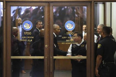 Barack Obama (Remember Him?) Dismissed From Jury Duty