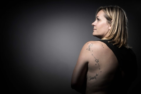 Tattoos Ease Pain for Bataclan Survivors