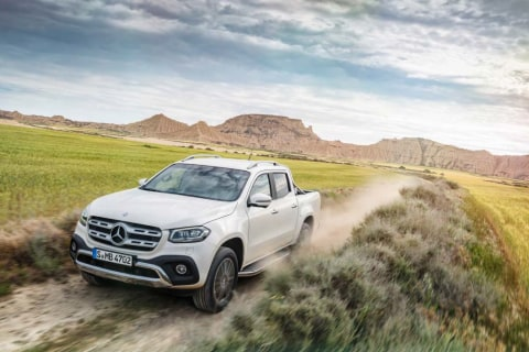 Why the rich and famous are starting to prefer pickup trucks