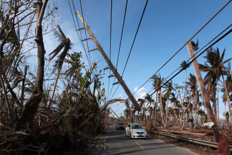Whitefish Energy is 'standing down' in Puerto Rico over non-payment of $83 Million