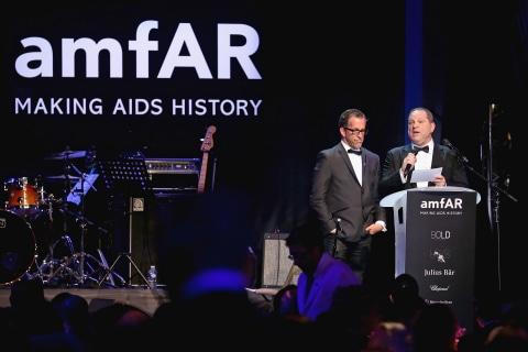 AIDS Activists Demand Kenneth Cole Quit amfAR Over Weinstein Deal