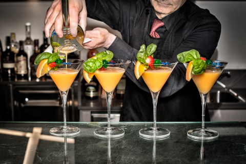 How to deal with work stress, according to bartenders