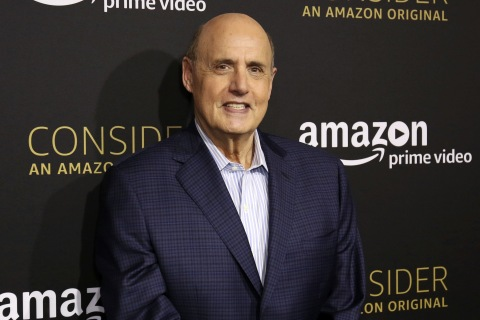 Jeffrey Tambor ousted from Amazon's 'Transparent' TV series