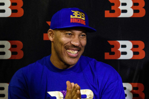 In LaVar Ball, Trump has finally drawn a worthy 'rhetorical' opponent