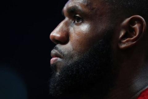 LeBron James on Colin Kaepernick: 'He's been blackballed'