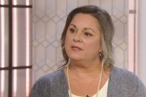 Roy Moore accuser Leigh Corfman: I didn't deserve to be preyed upon