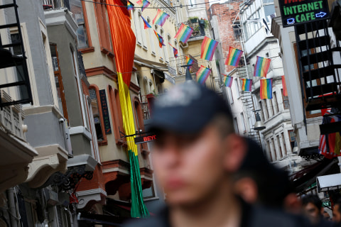 Turkish capital bans LGBTQ cinema, exhibitions