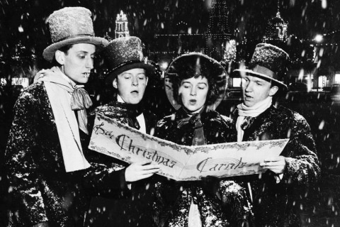 Love it or hate it, Christmas music has a big impact on our health