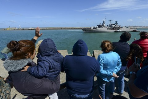 For missing Argentine sub, time may be running out