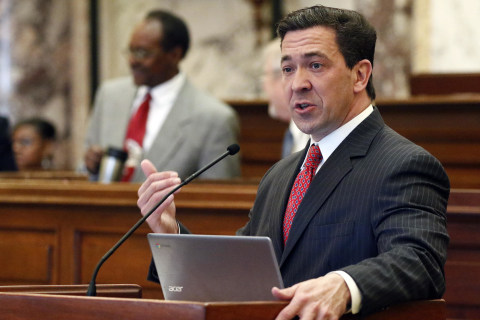 First Read's Morning Clips: McDaniel switches races