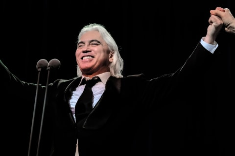 Dmitri Hvorostovsky, a giant of the opera stage, dies at 55
