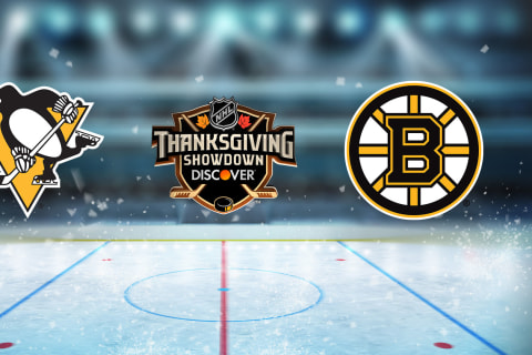 Watch live: Bruins host Penguins in 2017 Thanksgiving Showdown