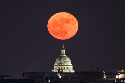 Supermoon will be visible for the only time in 2017